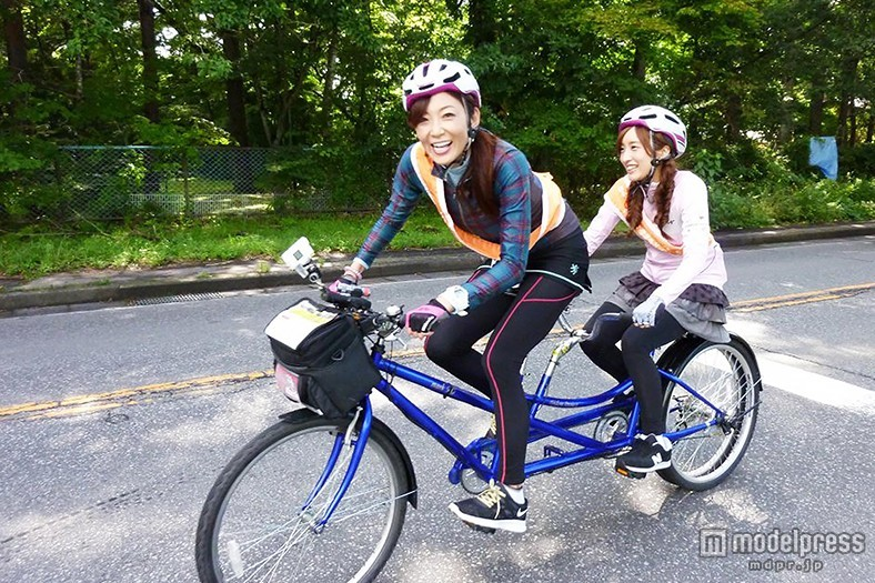 NMB48梅田彩佳&MAX、日本ロマンチック街道300キロの旅に挑戦