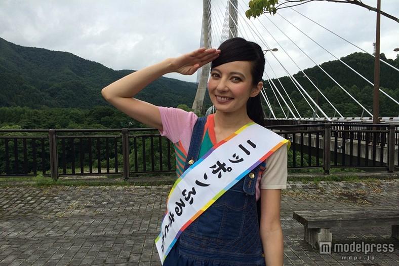 ベッキー「幸せな時間」を振り返る 日本の魅力を再発見