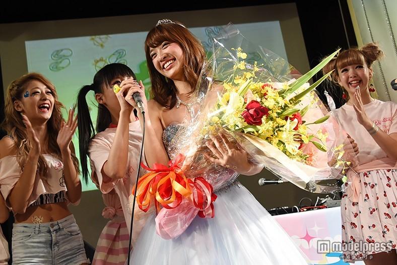 松本愛、「Popteen」卒業を発表