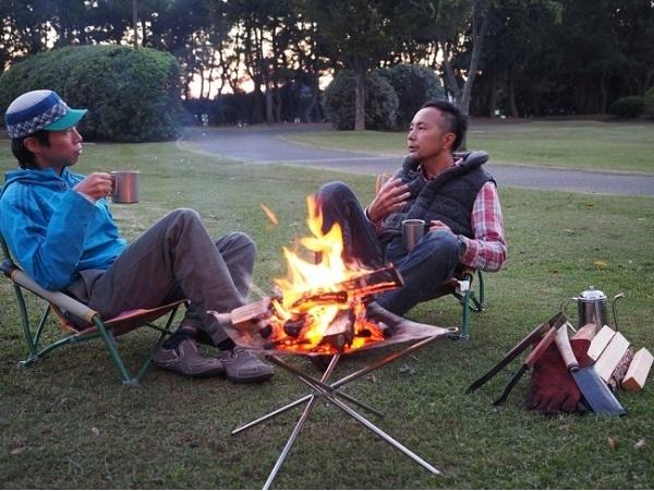 人生を豊かにする大人のためのオモシロ勉強会「焚火ラーニングCafe ~冬の陣 2016~」に参加してみない?