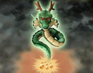 『 ドラゴンボール 』の神龍がクッションになって登場!願いがかなうかも!?