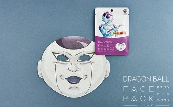 「ドラゴンボールZ」&「ワンピース」のキャラになりきれるフェイスパックが登場♪