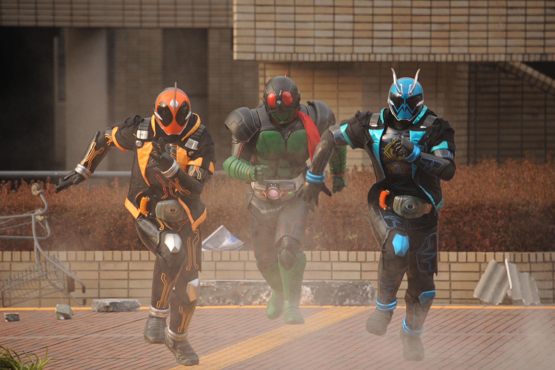 藤岡弘、こそ日本のスタローン!「クリード」に涙した映画ファンなら必見の作品「仮面ライダー1号」。