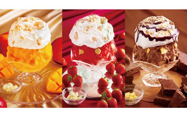 苺&マンゴー味も♡パブロの「チーズタルトかき氷」に新作登場
