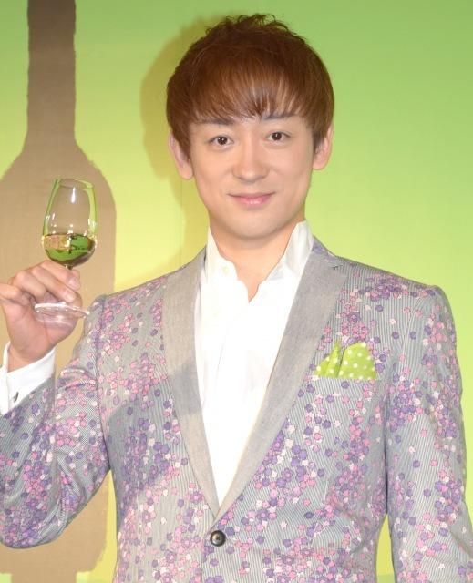山本耕史、妻・堀北からワインの魅力教わる