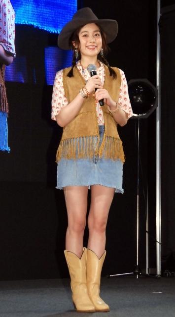 筧美和子、『トイ・ストーリー』ジェシー風衣装を披露 好きなキャラは…