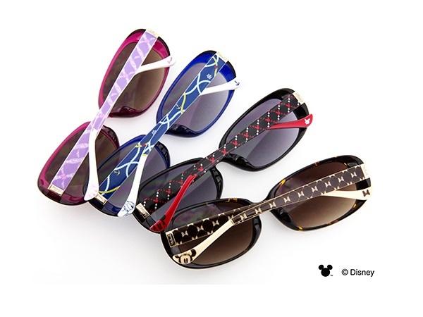 レトロデザインが上品。 Zoffからディズニーキャラクターサングラスが登場!