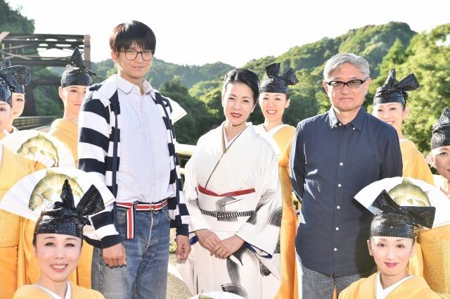 坂本冬美、向井理主演ドラマの主題歌に起用「なぜ私だったのでしょう」