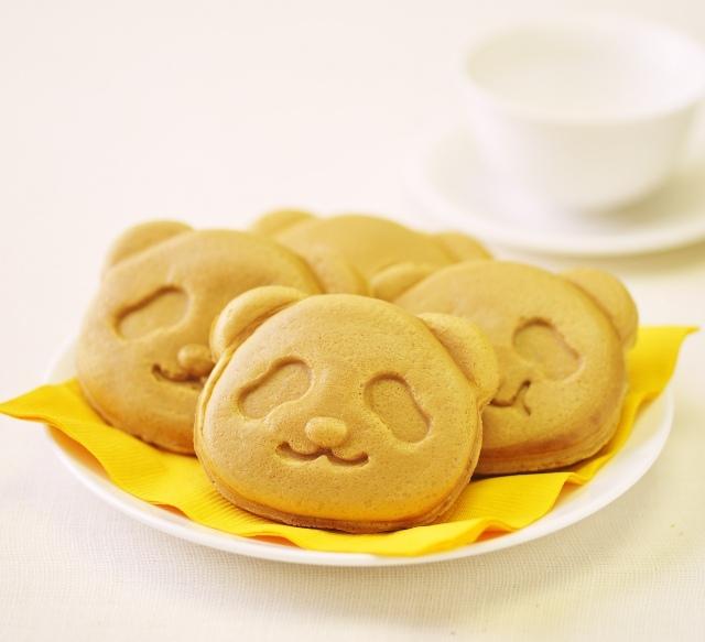 上野限定『パンダ焼き』に抹茶味が再登場