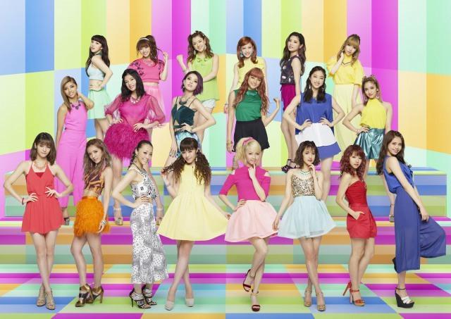 E-Girls Shizukaのニュース画像