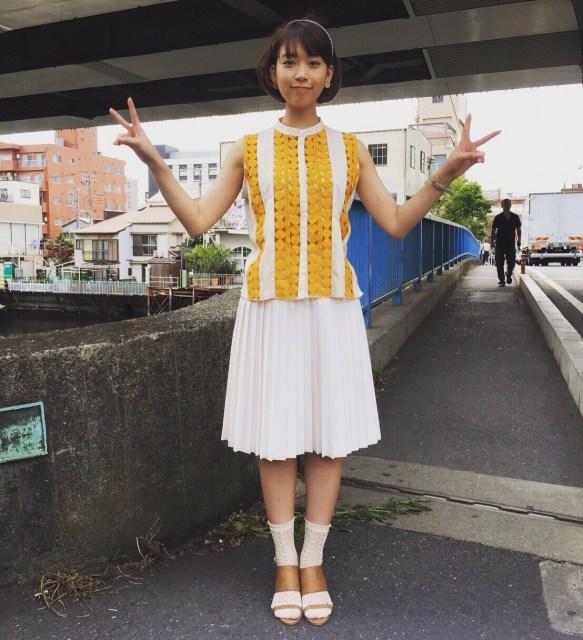 森川葵のファッション通信(1)  レトロファッションで新たな魅力開花