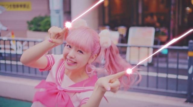 ピンク 背景のニュース画像