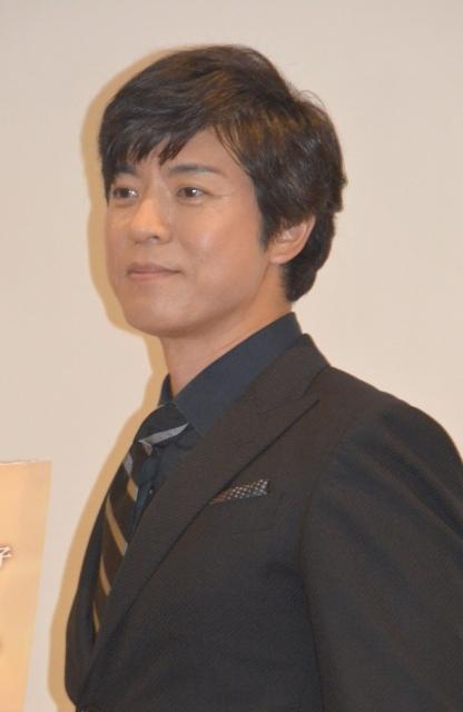 上川隆也のニュース画像