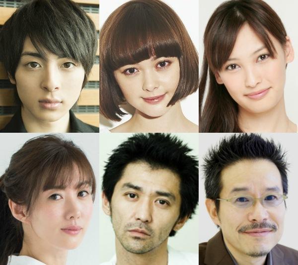 亀梨和也主演『PとJK』キャスト発表 高杉真宙、玉城ティナらが共演