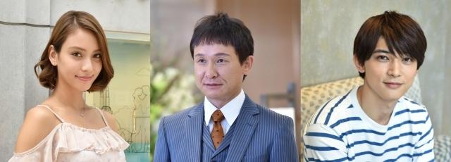 吉沢亮、武井咲主演ドラマにゲスト出演 滝沢カレン&木下ほうかも登場