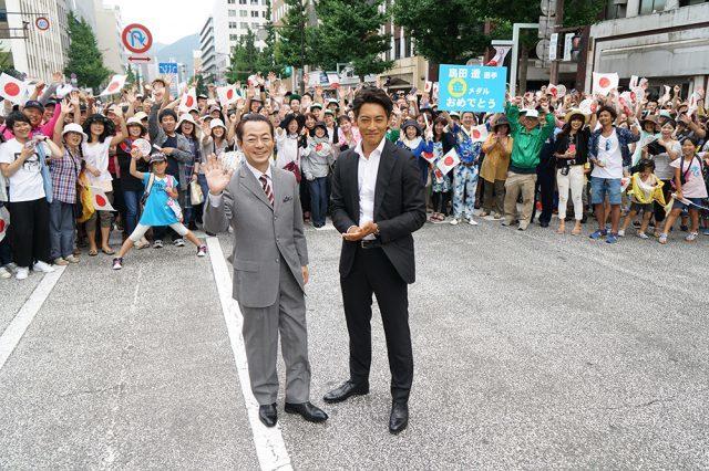 『相棒‐劇場版IV‐』北九州市で大規模ロケ エキストラ3000人に「サンキュー」