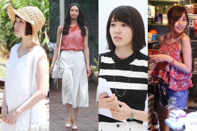 <月9「好きな人がいること」>ファッションチェック!~ vol.2 菜々緒、飯豊まりえ、大原櫻子、佐野ひなこ ~
