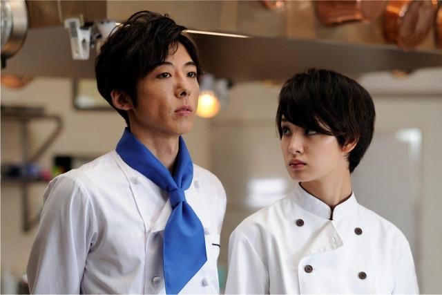 剛力彩芽主演『グ・ラ・メ!』第2話から高橋一生が本格登場