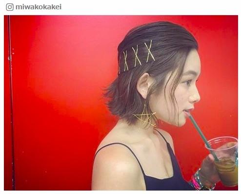 筧美和子のニュース画像