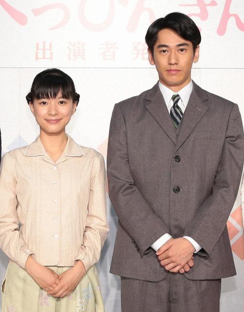 次期朝ドラ『べっぴんさん』新キャスト発表 ヒロイン芳根京子の夫は永山絢斗