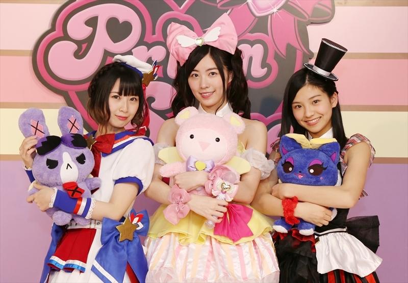 珠理奈・ちゅり・楽々のコスも!映画プリパラ最新作、主題歌にSKE48