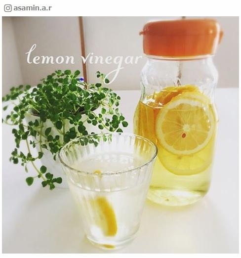 「レモン酢」で甘酸っぱく痩せた!簡単作り方とアレンジレシピ