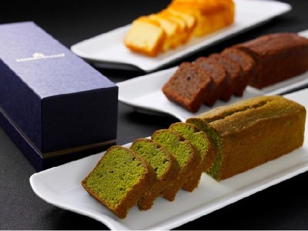 季節のご挨拶やゆったり過ごすティータイムに♪ ホテルメイドの「パウンドケーキ」4種類が新登場