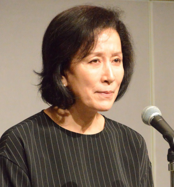 高畑淳子が会見 涙で謝罪「大変なことをしてしまいました」