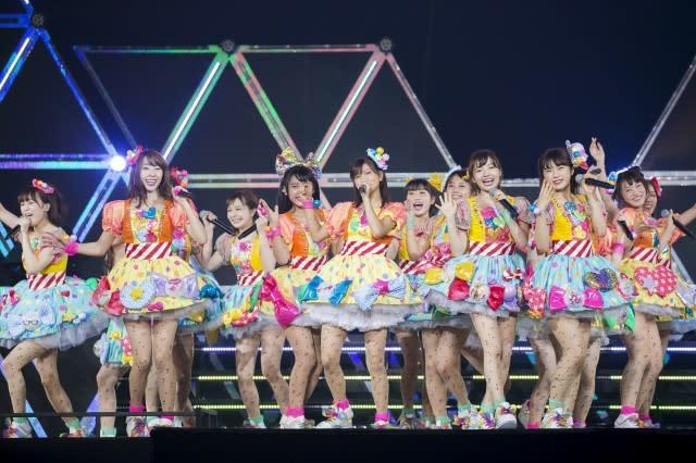 NMB48、山本彩不在公演完売せず 次作センターはさや姉に