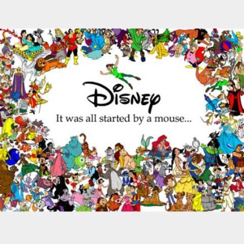 ディズニー愛する人来てね