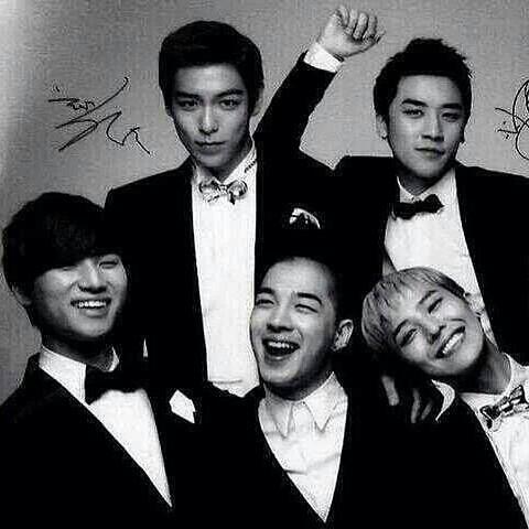 BIGBANG好き♡