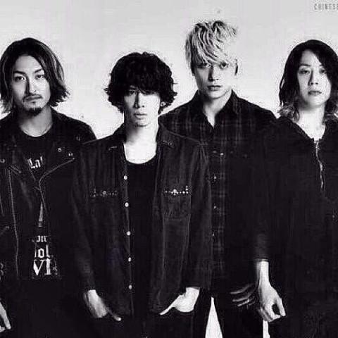 ONE OK ROCK!!