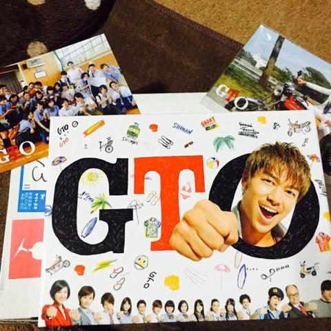 GTO(AKIRAが鬼塚役のやつ)好きな人.誰でも入って〜‼️