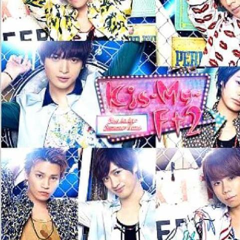♥Kis-My-Ft2とその彼女達♥
