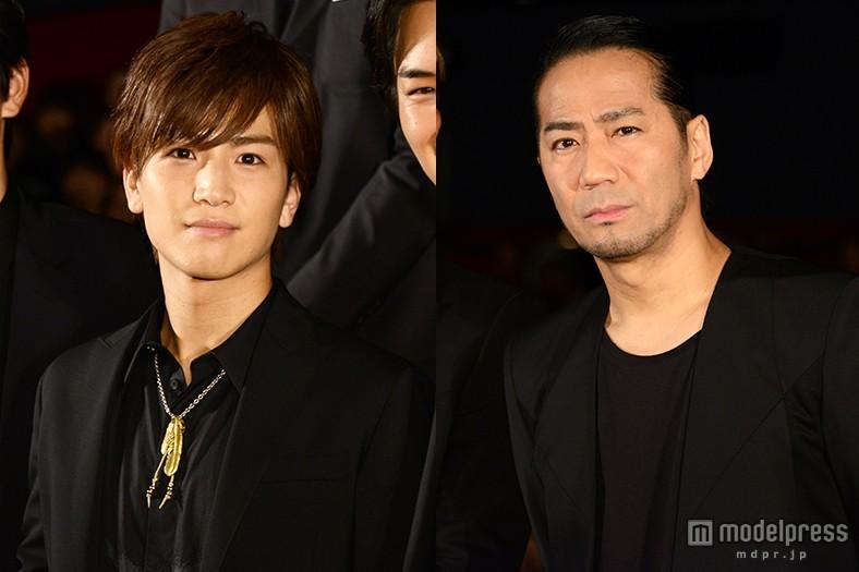 EXILE岩田剛典、HIROが素顔を暴露「怒ると目つきが怖い」