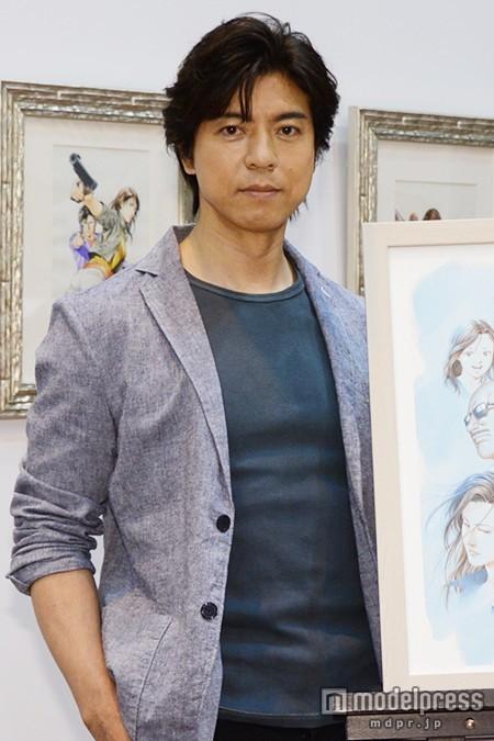 上川隆也、肉体改造「無駄にならなかった」