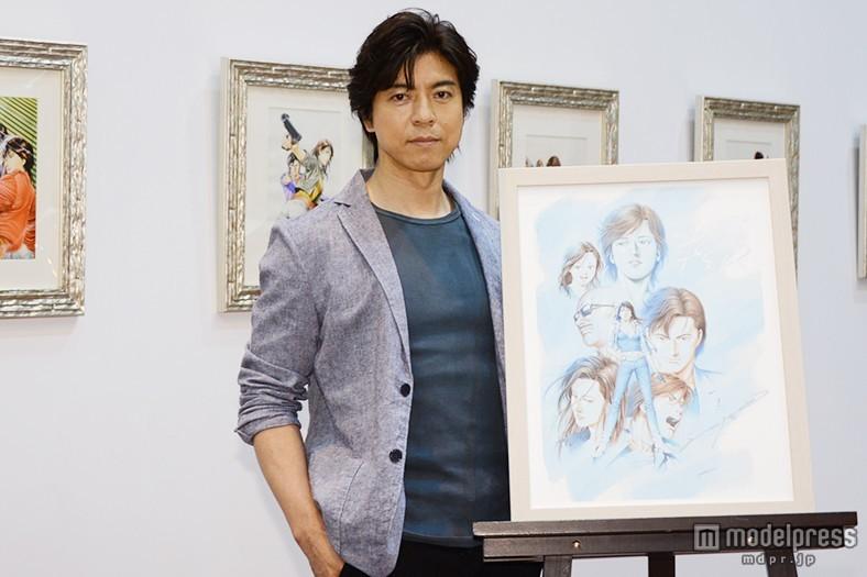 上川隆也「エンジェル・ハート」好発進で手応え「皆で喜び合った」