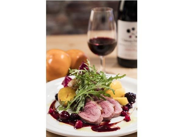 ワインと旬食材、シャトーメルシャンワイナリー直営ショップが「秋色ハーベストフェア」を開催!