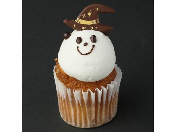 ハロウィンに欲しいお菓子はコレ!!カワイイおばけに仮装したカップケーキはトリコになりそうな可愛らしさ