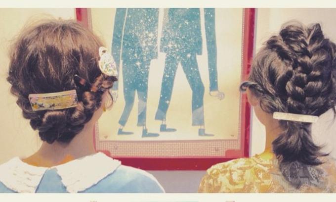 """ヘアアレンジの命""""後ろ髪""""。編み込み+αが後ろ姿をとびっきり可愛く♡"""