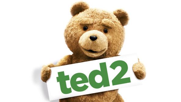 世界が夢中!あの中年テディベア TEDのネイルで毎日を楽しく♪
