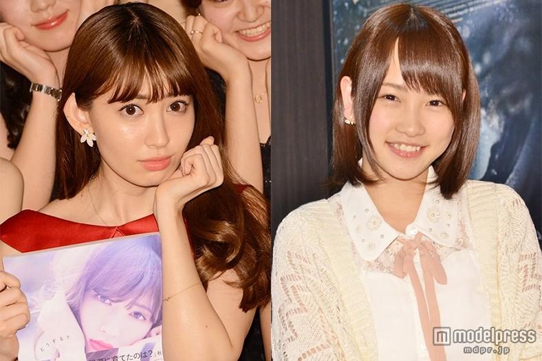 小嶋陽菜、川栄李奈の卒業にコメント「さみしくなるな」