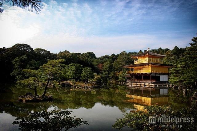 金閣寺のニュース画像