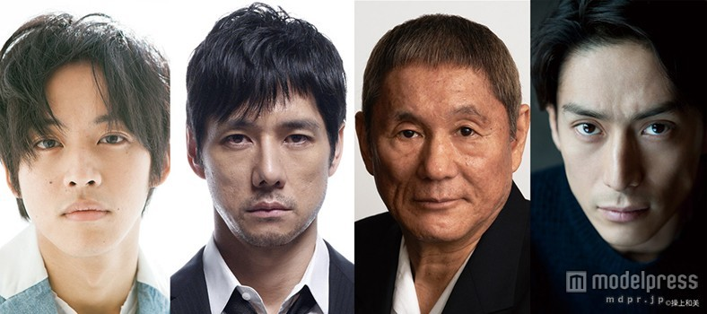 西島秀俊主演映画「MOZU」、豪華キャスト陣発表「全身の血が沸き立つ思い」