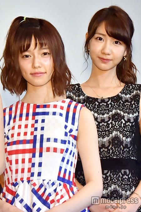 AKB48島崎遥香、柏木由紀から絶賛も塩対応「何を言ったらいいのかな?」