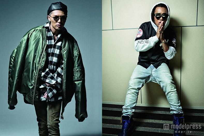 EXILE SHOKICHI&三代目JSB ELLYの好きな女性の冬ファッション「可愛い」「