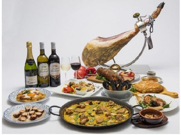 本場スペインでチャンピオンに輝いたスペイン料理&ワイン パエリア専門店が日本に初上陸!!