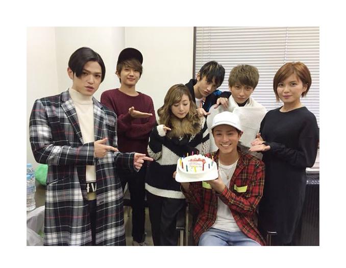 AAA浦田直也との10年間にメンバー感謝 伊藤千晃「これからもきっと、いい仲間」