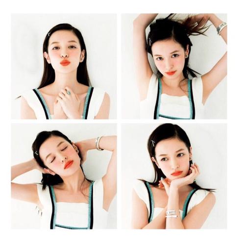 【なりたい顔NO.1のモデル\u201c森絵梨佳\u201dから学ぶ】なりたい