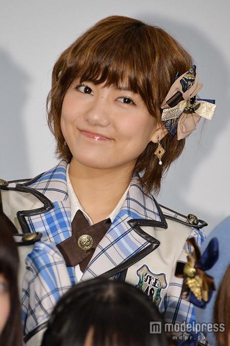 宮澤佐江、SNH48&SKE48卒業を発表「自分の足で踏み出す」